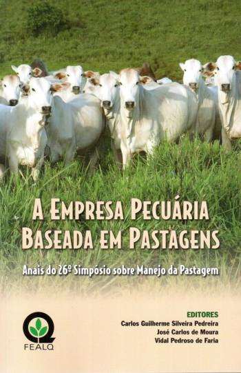 A EMPRESA PECUARIA BASEADA EM PASTAGENS1