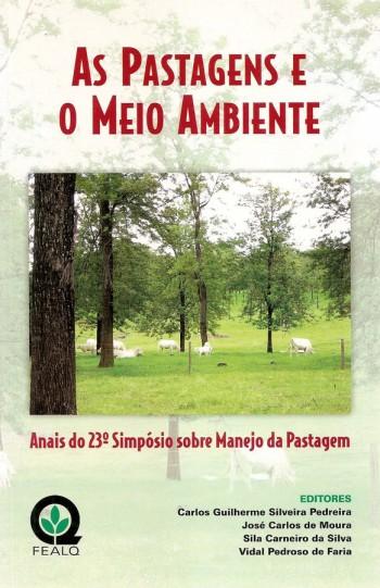 AS PASTAGENS E O MEIO AMBIENTE