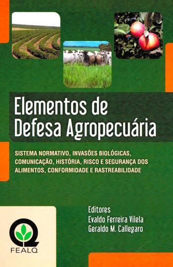 ELEMENTOS DE DEFESA AGROPECUARIA